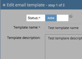 PayPro Global Knowledge base: Email Templates
