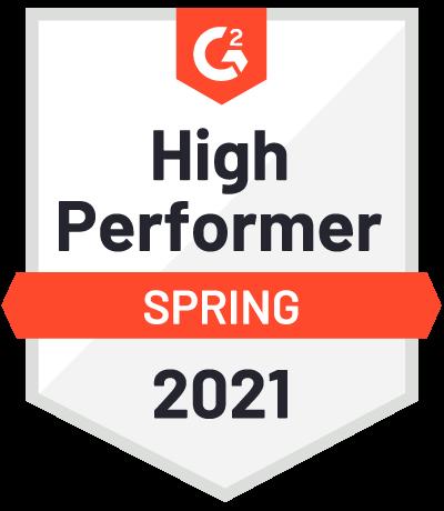 high performer spring