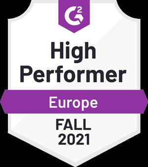 high performer europe fall 2021
