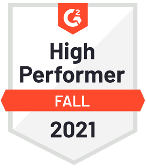 high performer fall 2021