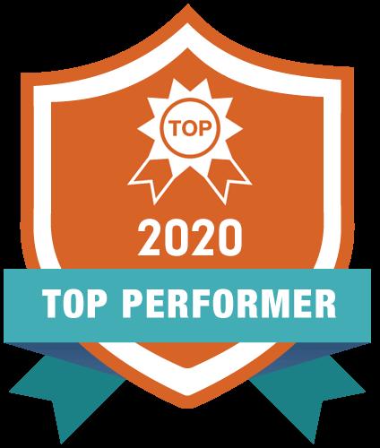 Top performer 2020