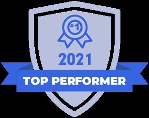 top performer 2021